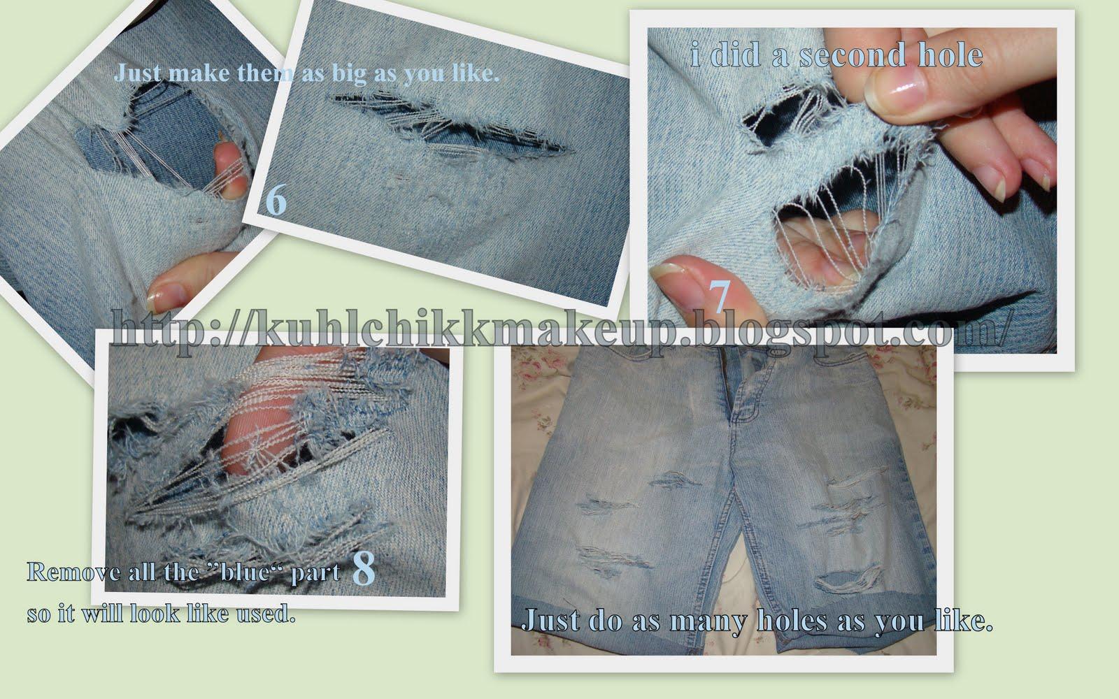 kuhlchikk diy boyfriend shorts. Black Bedroom Furniture Sets. Home Design Ideas