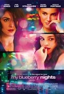 My Blueberry Nights Synopsis
