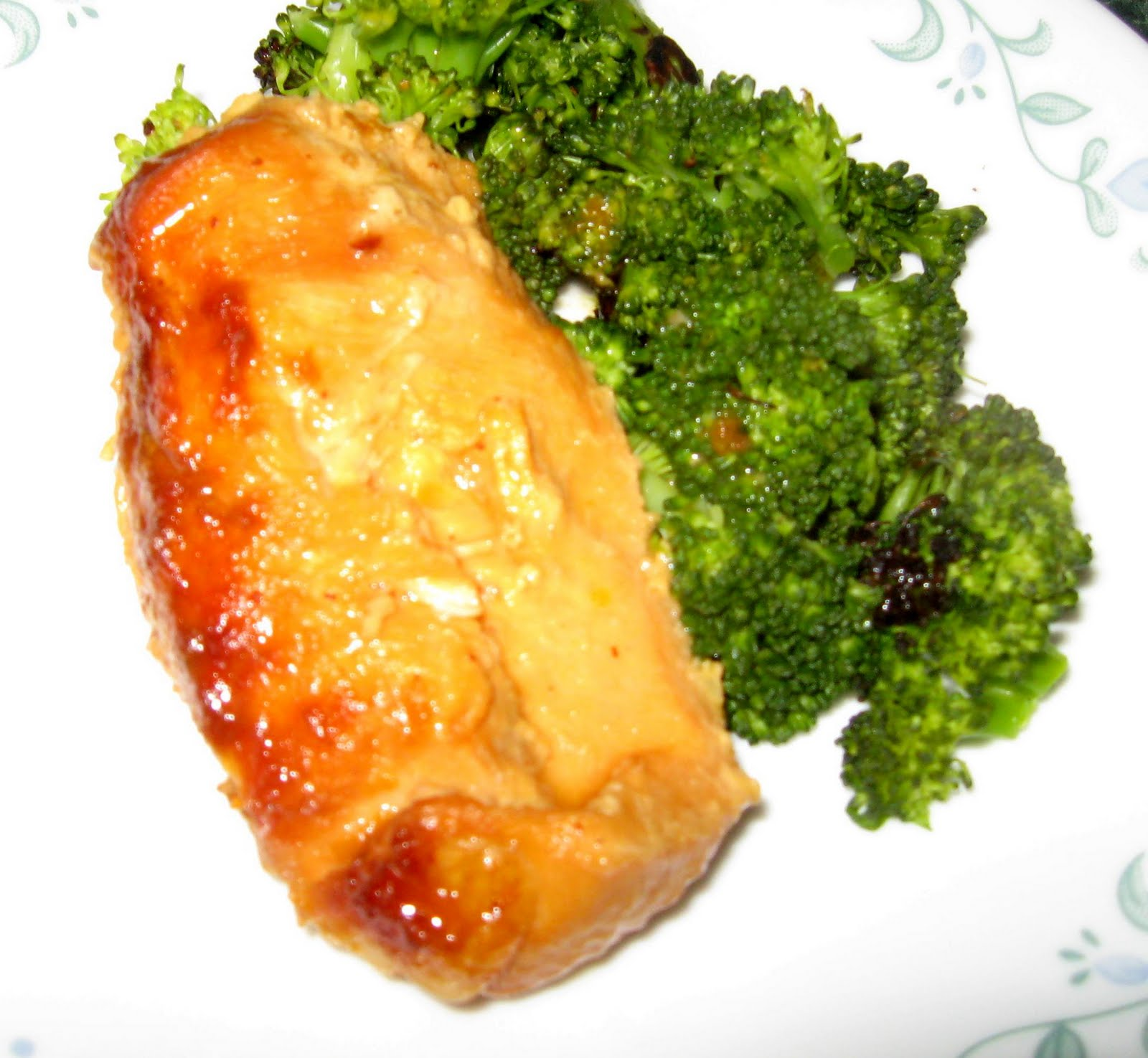 Apricot Chicken in the Slow Cooker