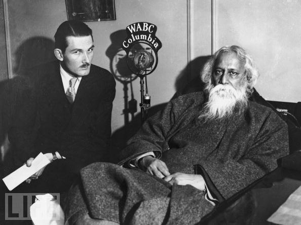 Rabindranath Tagore in America - 1931