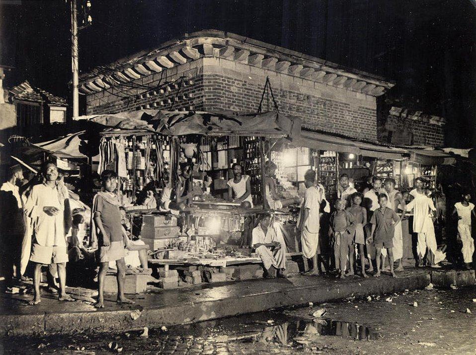 Calcutta Store 1945