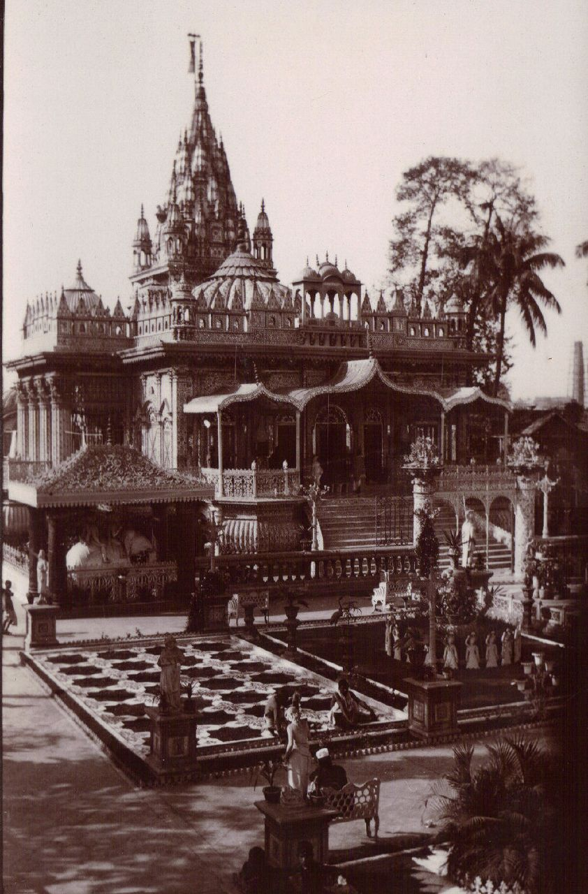 Pareshnath Jain temple Calcutta 1903