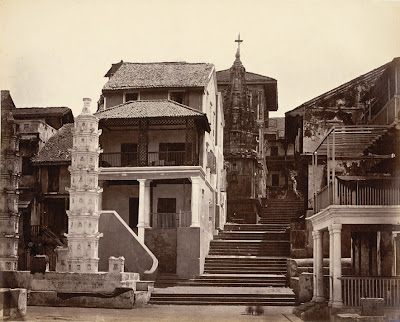 Village+of+Walkeshwar,+Malabar+Point,+Bombay+1860s dans Photographies du monde d'autrefois