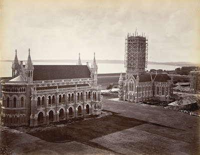 Bombay+University+buildings+1877