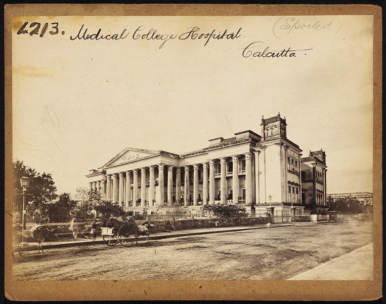 Medical College Hospital Calcutta (Kolkata)