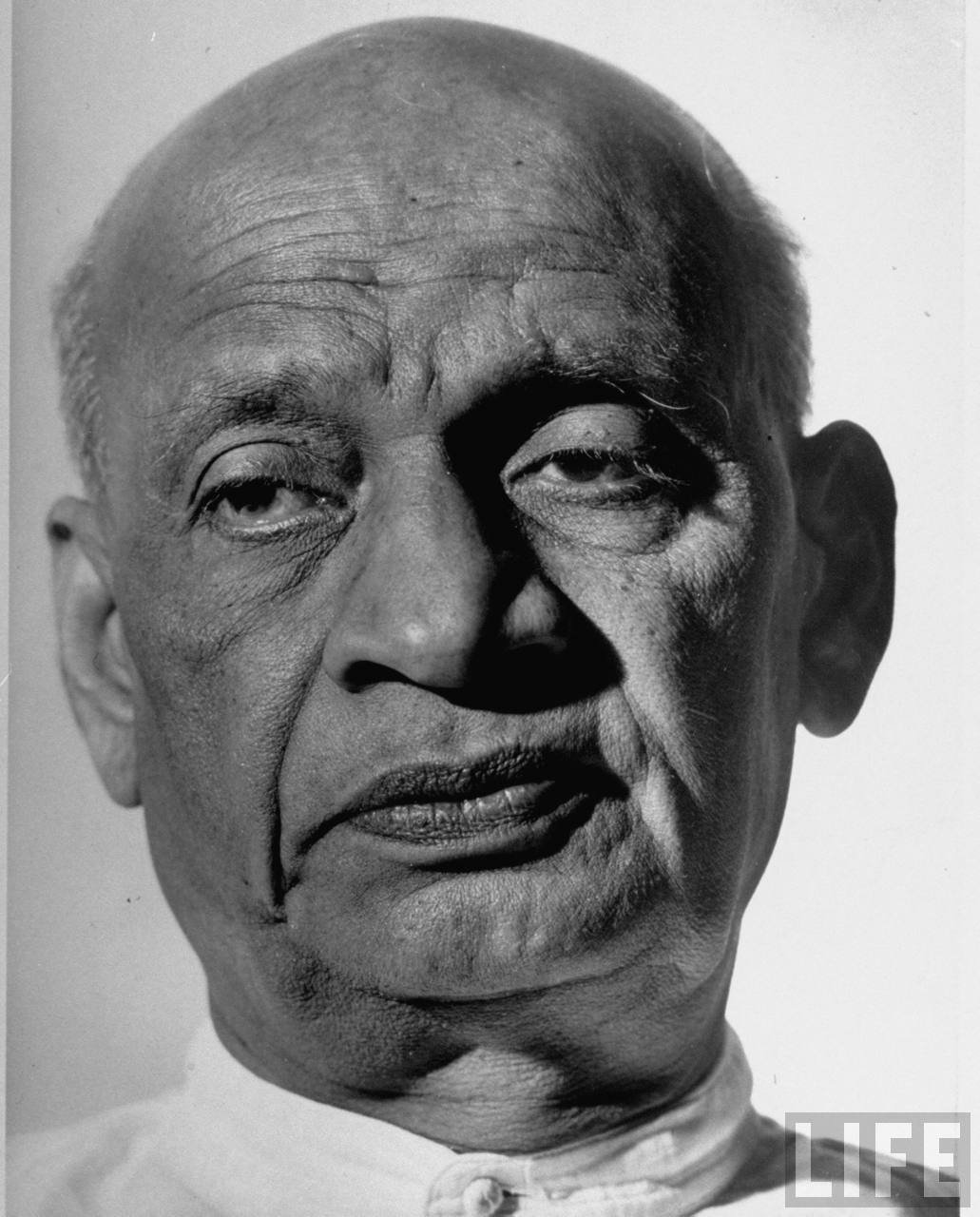 Portrait of Sardar Vallabhbhai Patel - 1946