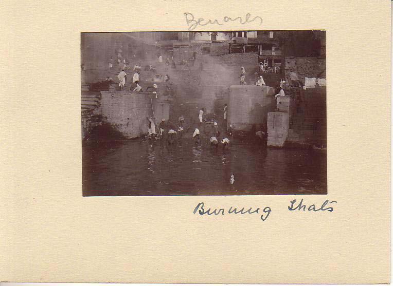 Burning (Funeral)  Ghat