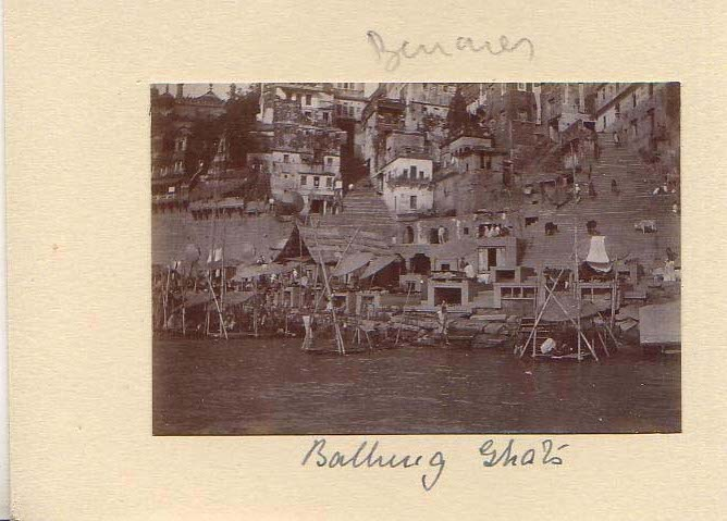Varanasi Ghat
