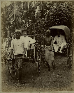 c.1890%2527s+PHOTO+INDIA+CEYLON+MEN+IN+RICKSHAWS