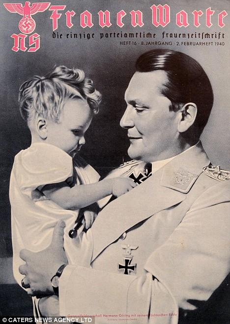 Goering Familyman Air Force Dont Worry Weird