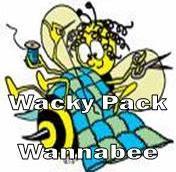 Wannabee a Wacky?