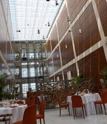 Stay in Turin, Le Meridien Turin Art+Tech