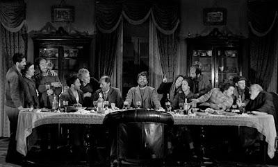O Banquete dos Mendigos, do filme Viridiana, de Buñuel.