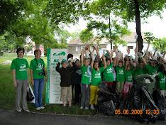 ecologizare parcul ghioceilor>> oradea 2008