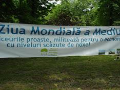 ziua mondiala a mediului inconjurator, 5 iunie oradea 2008