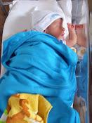 Bienvenido sobrino ♥