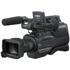 cheap sony professional church video camera