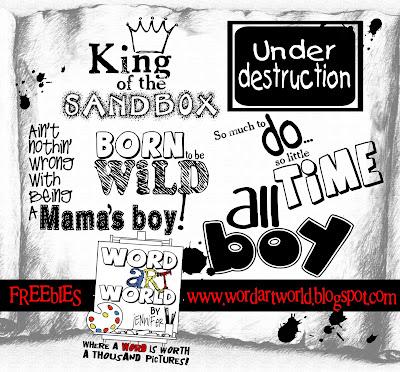 http://wordartworld.blogspot.com/2009/11/all-boy-swap-freebie.html