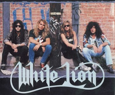 Rock Band Wallpapers White Lion Wallpapers