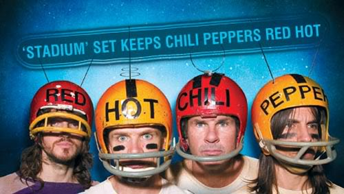 red hot chili peppers wallpaper. Red Hot Chili Peppers