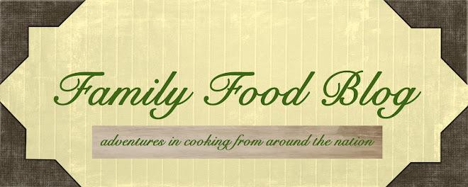 Family Food Blog