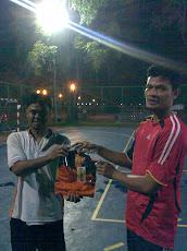 Perlawanan Persahabatan Team Futsal KSRC VS UNIKES UPSI, 26/06/2009
