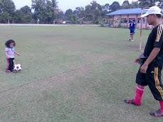 Cabaran Bakat Futsal Hulu Bernam, 28/06/09 jam 7.30 pagi - 6.00 petang di Padang Awam Hulu Bernam