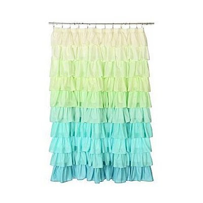 Drapery Design: Shower Curtains