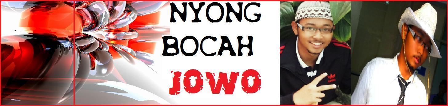 Nyong Bocah Jowo