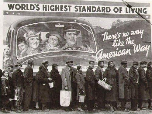 Tıkamayın önünü Amerika'nın