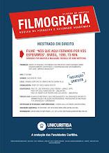 4ª Filmografia - Nós que Aqui Estamos por Vós Esperamos. 27/09/2008