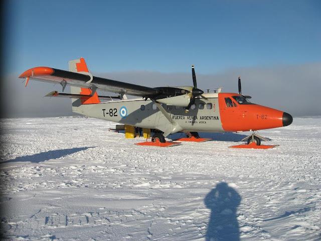 Resultado de imagen para FF.AA. eSCUADRÓN Escuadrón Twin Otter
