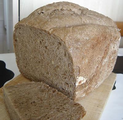 el primer pa que hem fet