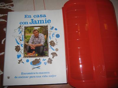 llibre del Jamie i papillote