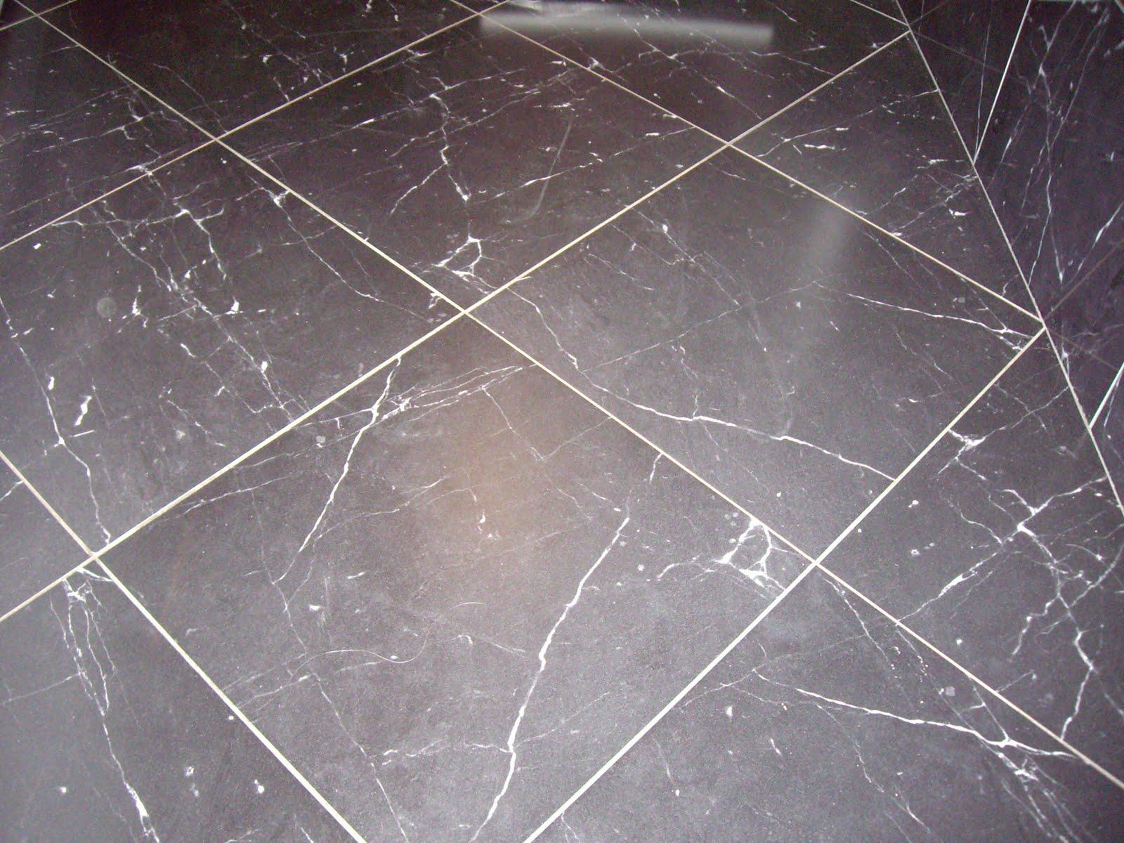 Entreprise barill re carrelage parquet salle de for Carrelage en marbre noir