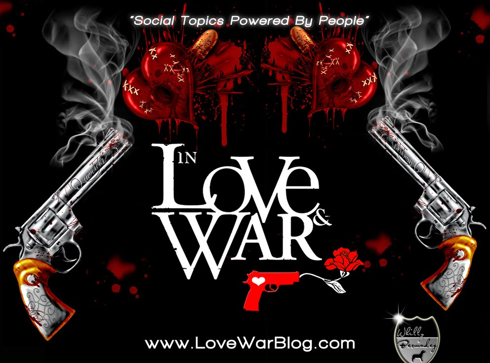 In LOVE & War - World's Largest Love & Dating Blog