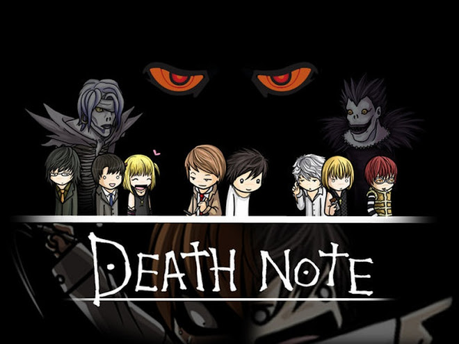 Death Note chef d'oeuvre ou fin bâcler ?