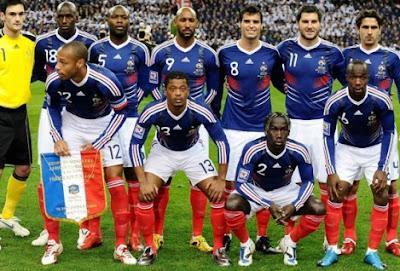 Il tait une fois un tag qui passe par ici - Coupe du monde 2010 france ...