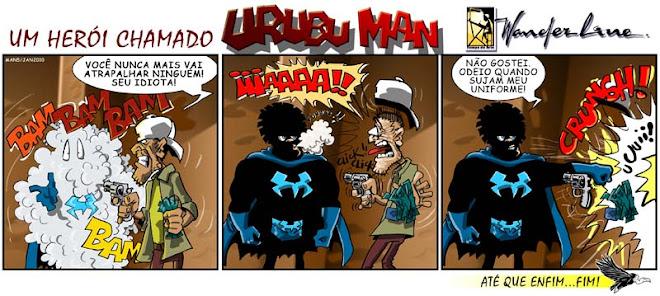 UM HEROI CHAMADO URUBU MAN V