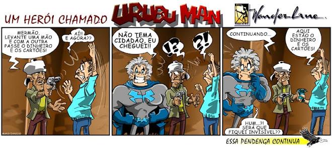 UM HEROI CHAMADO URUBU MAN III