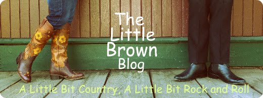 The Little Brown Blog