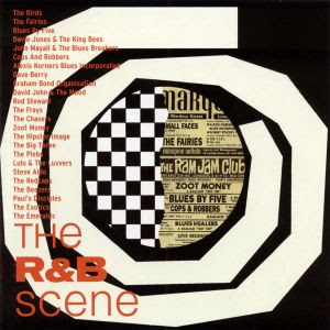 Decca Originals - The R&B Scene
