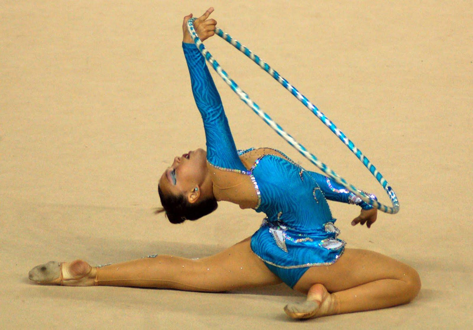 Club gimnasia r tmica armon a san andr s resultados iv for Gimnasia gimnasia