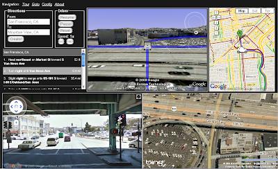 Simulador de Manejo gaiagi Driver