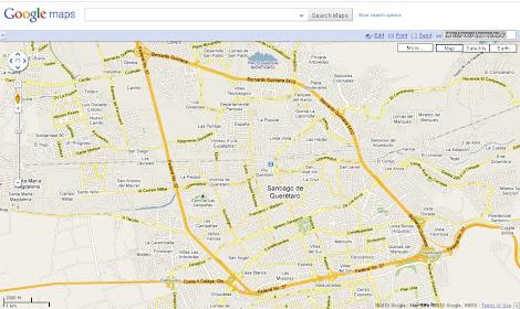 Google Maps Acortador de Direcciones Querétaro