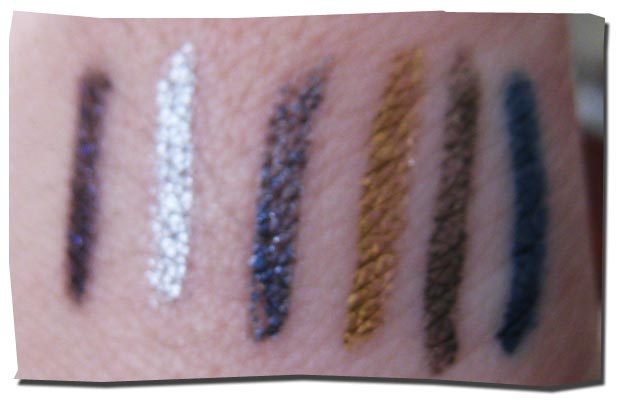 Review stila smudge stick waterproof eyeliners emily 39 s for Blue ribbon koi