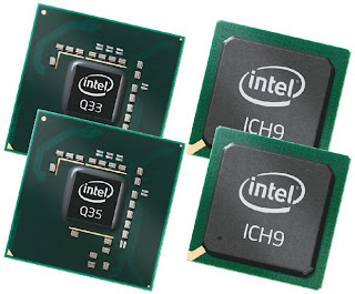 THE INTEL ZONE: Intel® Q35 and Q33 Express Chipsets