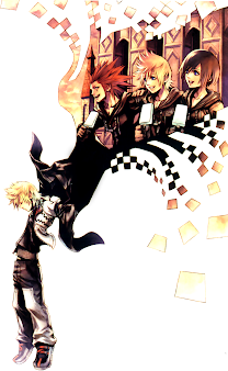 #11 Kingdom Heart Wallpaper