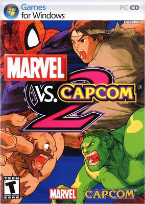 Marvel+vs+Capcom+2 Marvel vs Capcom 2