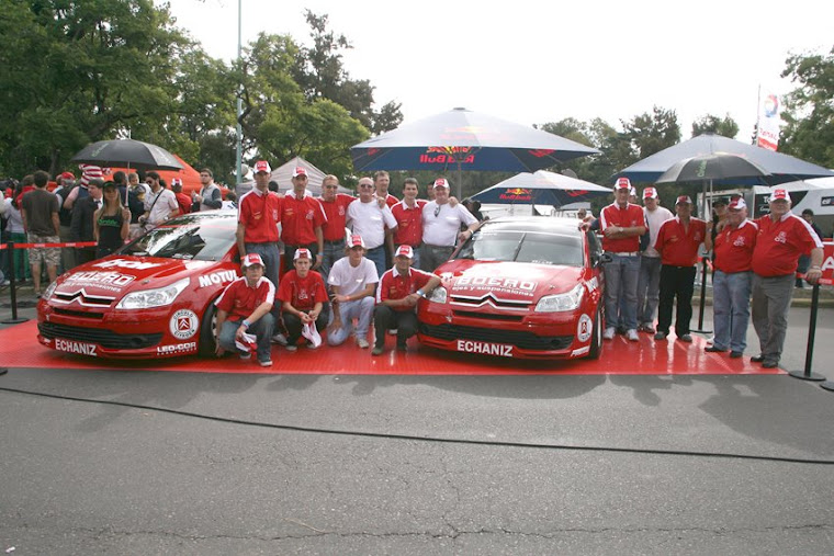 ASI FUE EL CITROEN ROAD SHOW
